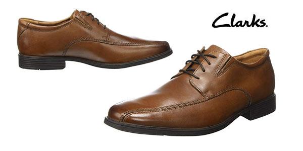 Zapatos Clarks Tilden Walk para hombre baratos en Amazon