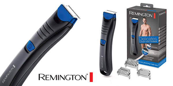 afeitadora corporal Remington BHT250 Delicates barata