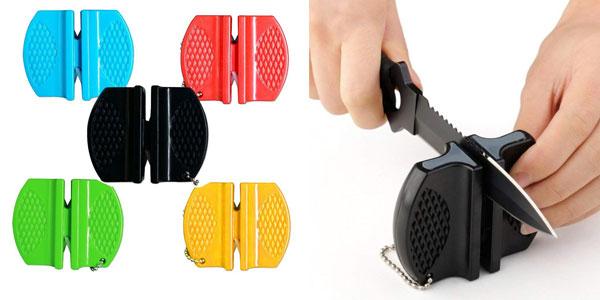 Afilador manual de cuchillos Beauty * Top * barato en Amazon