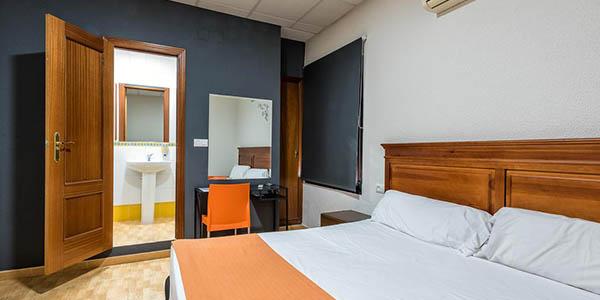 alojamiento céntrico en Cáceres hotel Kubik oferta