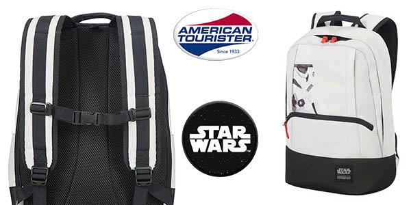 American Tourister Disney Grab'N'Go Star Wars mochila barata