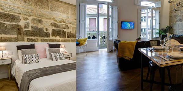 apartamento de categoría superior Pontevedra relación calidad-precio estupenda