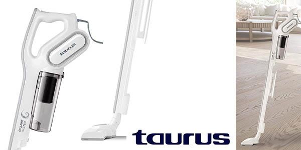 aspirador escoba Taurus Powered Air relación calidad-precio estupenda