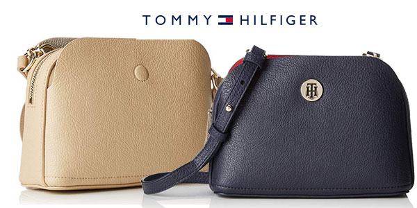 Bolso Tommy Hilfiger Th Core Crossover para mujer barato en Amazon