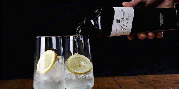 Botella de Ginebra Fifty Pounds London Dry Gin de 70 cl chollo en Amazon