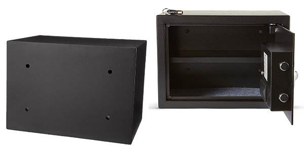 caja fuerte de seguridad AmazonBasics oferta