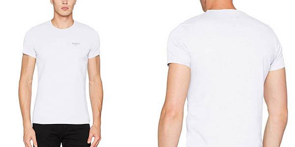 camiseta ligera Pepe Jeans de manga corta oferta