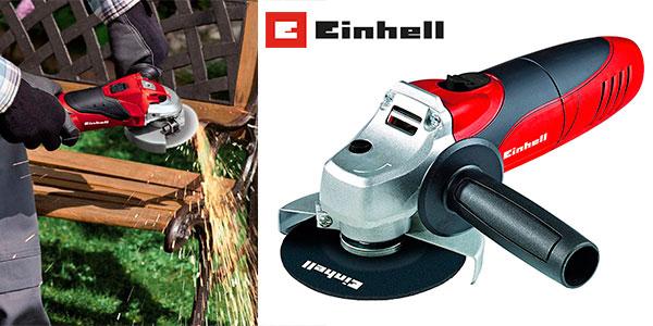 Chollo Amoladora angular Einhell TC-AG 125 de 850 W