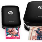 Chollo Impresora instantánea HP Sprocket portátil con Bluetooth