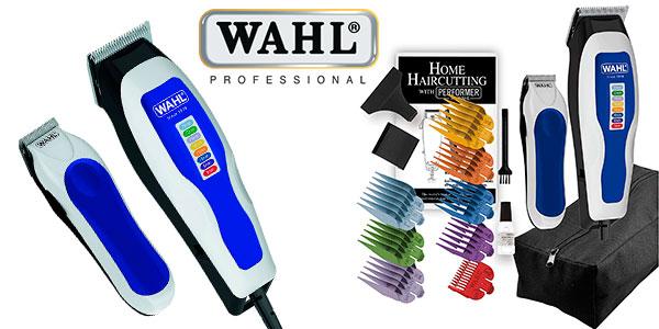 Chollo Kit cortapelos Wahl Color Pro Combo de 15 piezas