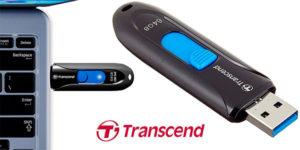Chollo Memoria USB 3.1 Transcend JetFlash 790 de 64 GB