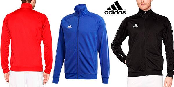 Chollo Sudadera Adidas Core 18 para hombre