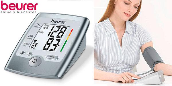Chollo Tensiómetro de brazo digital Beurer BM35