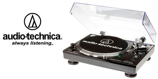 Chollo Tocadiscos Audio-Technica AT-LP120 USB