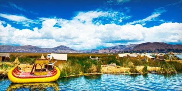 circuito por Perú oferta verano 2019
