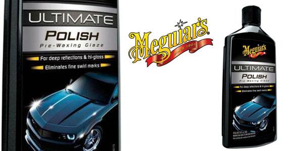 Envase de Abrillantador Meguiar's Car Care Products ME G19216 Ultimate Polish barato en Amazon