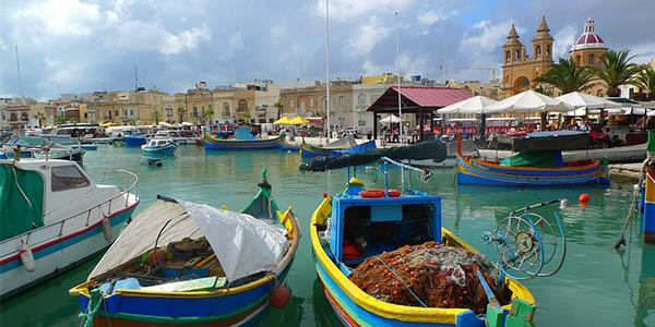 escapada a Malta en primavera barata