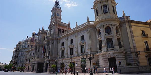 escapada romántica a Valencia barata abril 2019