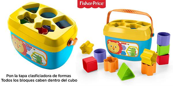 Fisher Price cubos de bloques para bebés barato
