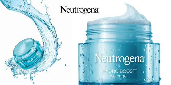 Crema hidratante en gel Neutrogena Hydro Boost de 50 ml barata en Amazon