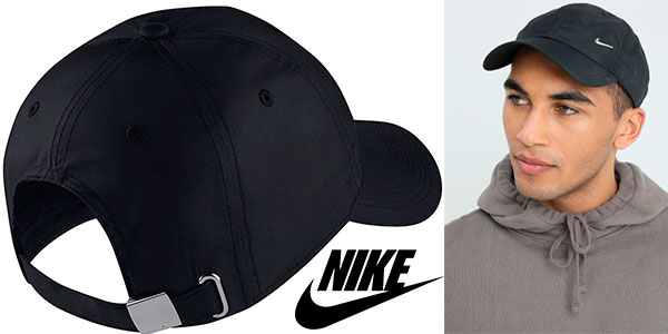Gorra Nike Metal Swoosh H86 en oferta
