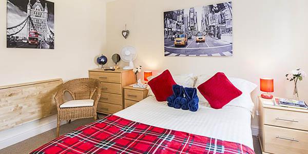 Greyhound Road Rooms habitaciones baratas Londres