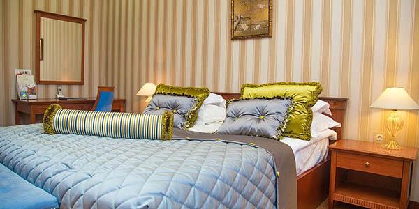 Hotel Author Boutique San Petersburgo relación calidad-precio estupenda
