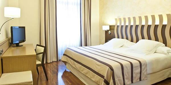 hotel Figueras relación calidad-precio estupenda