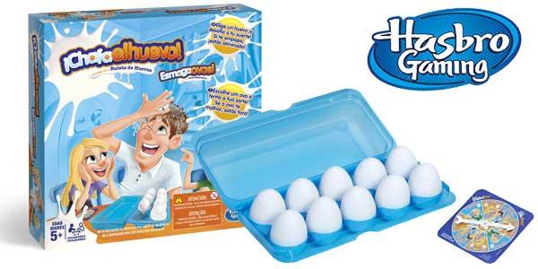 Juego de mesa ¡Chafa el Huevo! Hasbro Gaming barato en Amazon