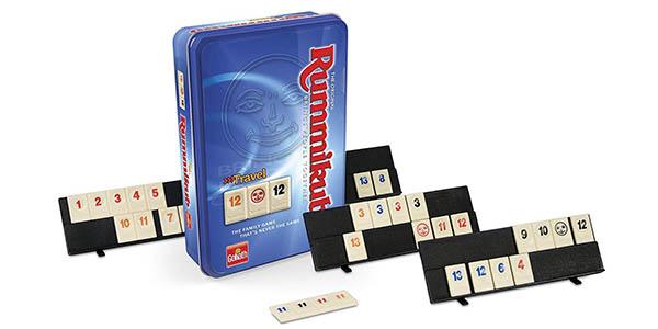 juego Rummikub edición viaje oferta