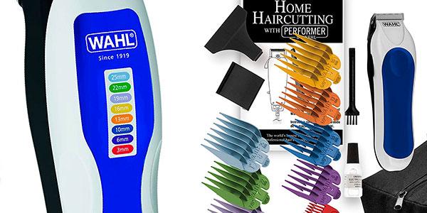 Kit cortapelos Wahl Color Pro Combo de 15 piezas barato