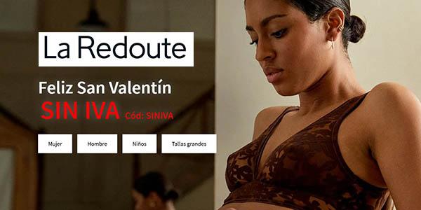 La Redoute Día Sin IVA San Valentín 2021