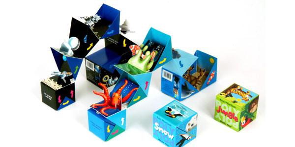 Libro infantil pop-up Jungle (Roly Poly Box Books) chollo en Amazon