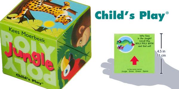 Libro infantil pop-up Jungle (Roly Poly Box Books) barato en Amazon