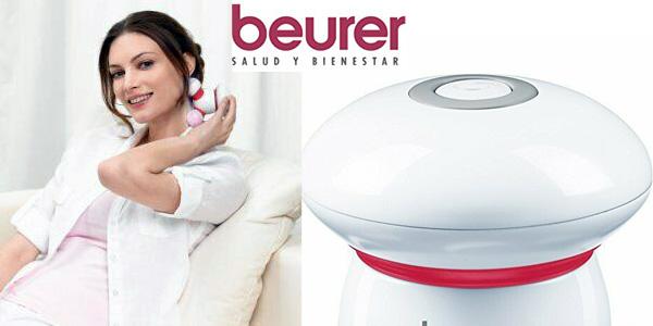 Masajeador vibratorio Beurer MG16 con luz LED chollo en Amazon