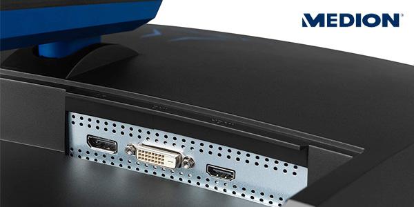 Monitor gaming curvo Medion Erazer X57425 chollazo en Amazon