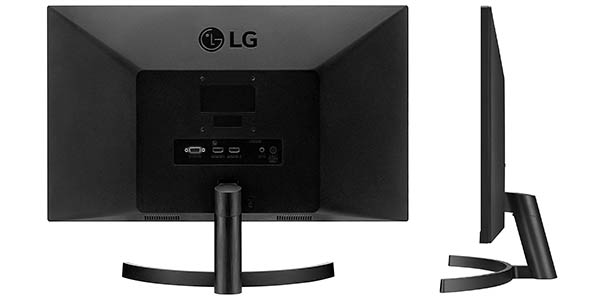 "Monitor LED IPS LG 24MK600M-B de 23,8"" Full HD en Amazon"