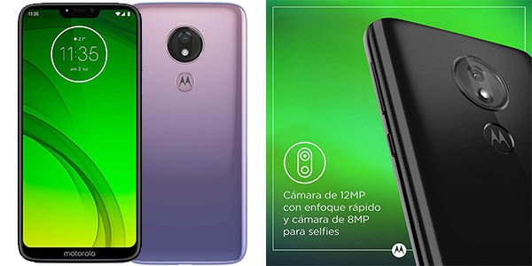 Motorola Moto G7 Power barato