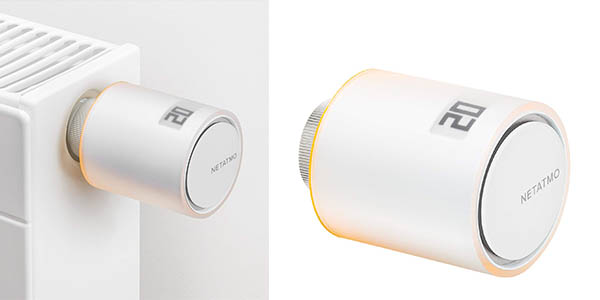 Netatmo NAV-ES válvula inteligente para radiadores oferta