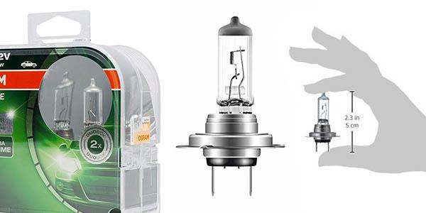Osram Ultra Life H7 lámparas de coche relación calidad-precio estupenda