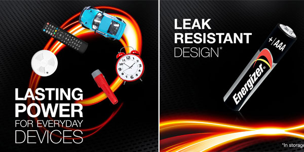 Pack x 24 pilas alcalinas Energizer E92 AAA chollo en Amazon