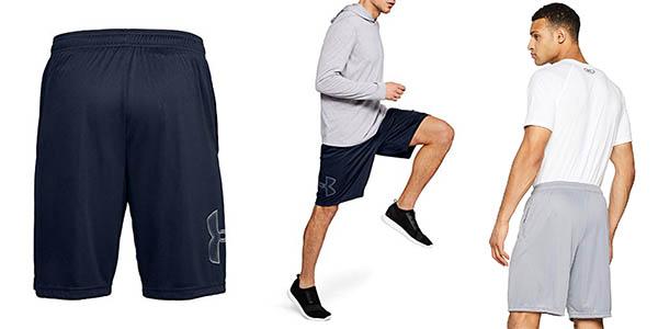 pantalón corto de deporte Under Armour Tech Graphic oferta
