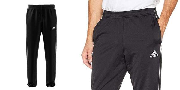 Pantalones deportivos Adidas Core 18 para hombre rebajados en Amazon
