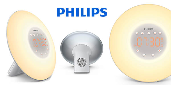 Philips Wake-Up HF3506/05 barato