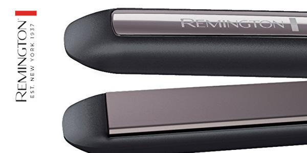 Plancha pelo digital Remington Pro Ceramic Ultra S5505 con placas extra largas chollo en Amazon