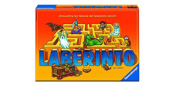 juego estrategia para jugar en familia Ravensburger Laberinto chollo