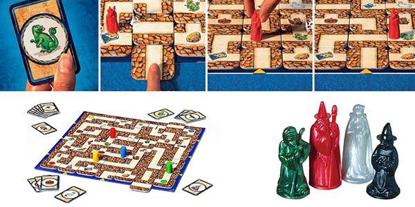 Ravensburger Laberinto juego de mesa oferta
