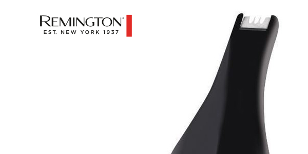 Recortador vello facial Remington Smart NE3150 chollazo en Amazon