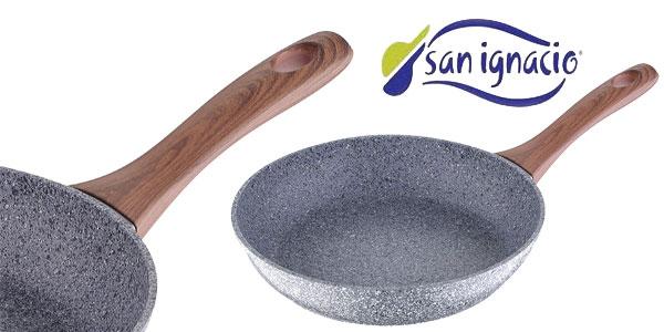 Set de 4 sartenes de granito San Ignacio por 49,99€