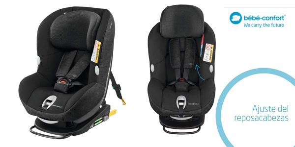 Silla de Coche Bébé Confort MiloFix para grupo 0+/1 (niños de 0 a 4 años) barata en Amazon